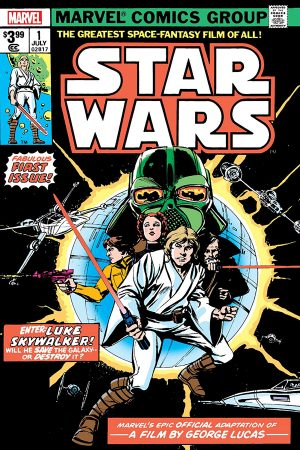 Star Wars #1 (Facsimile Edition)