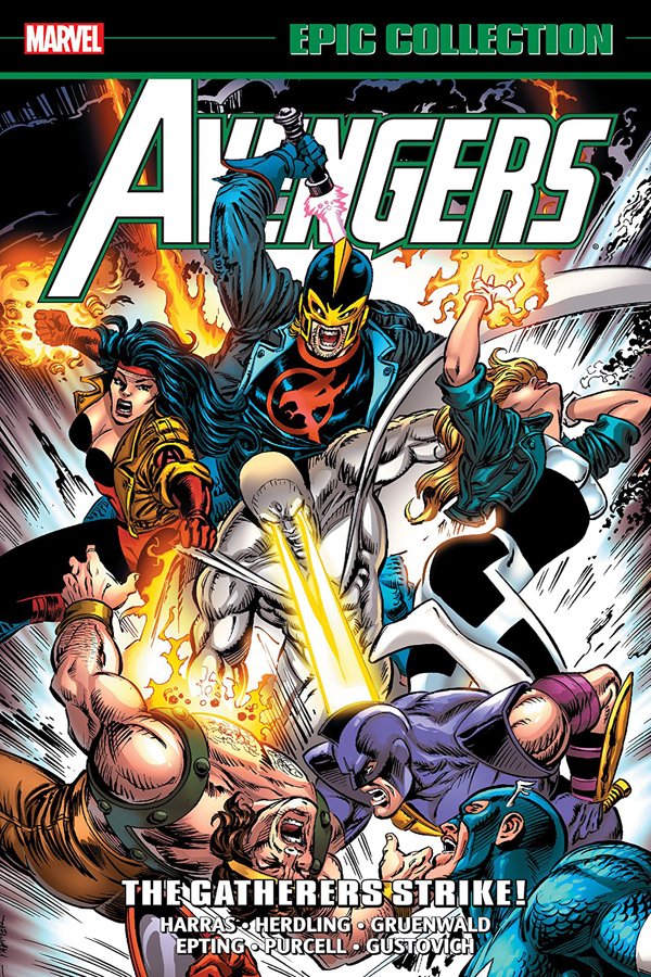 Avengers: The Gatherers Strike
