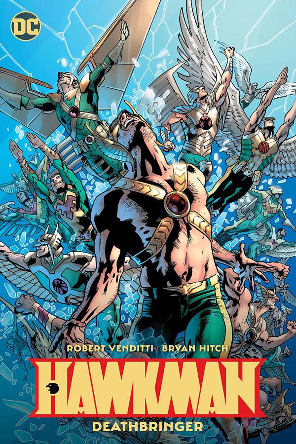 Hawkman Vol.02: Deathbringer