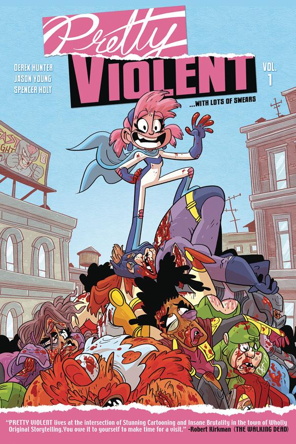Pretty Violent Vol.01