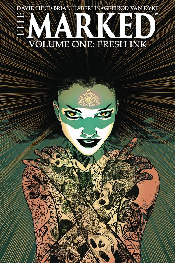 Marked Vol.01: Fresh Ink