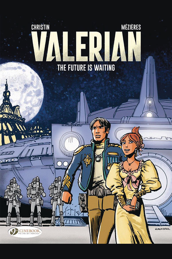 Valerian Vol. 23: The Future is Waiting