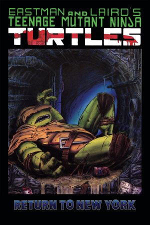 Teenage Mutant Ninja Turtles: Color Classics Vol.03