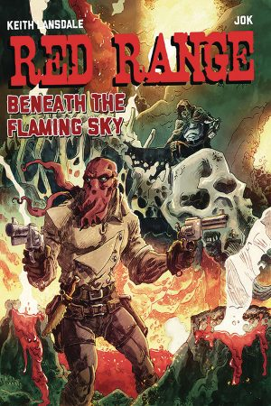 Red Range: Beneath the Flaming Sky #1
