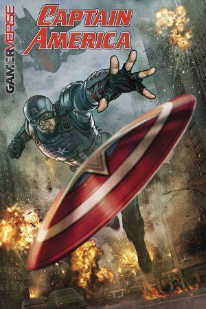 Marvel's Avengers: Captain America #1