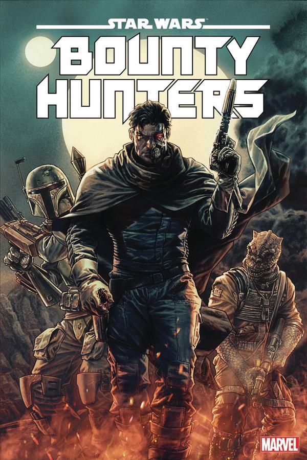 Star Wars: Bounty Hunters #1