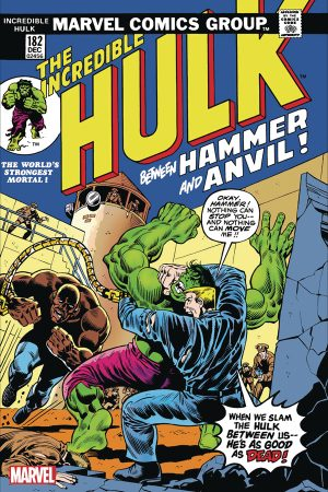 Incredible Hulk #182 (Facsimile Edition)