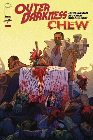 Outer Darkness / Chew #1