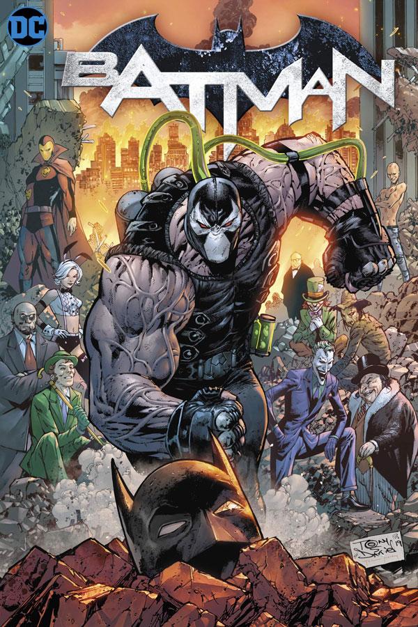 Batman Vol.12: City of Bane (Part One)