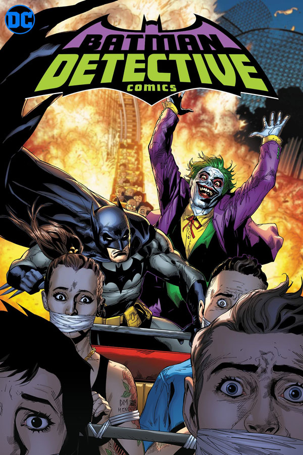 Batman - Detective Comics Vol.03: Greetings From Gotham