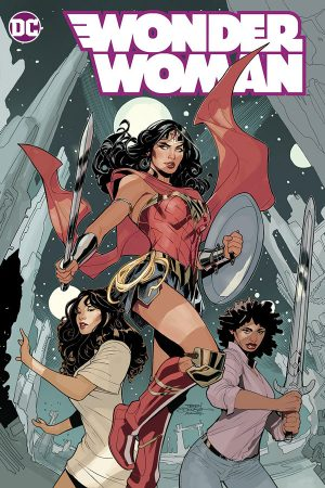 Wonder Woman Vol.02: Love is a Battlefield