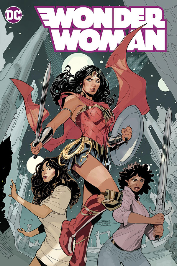 Wonder Woman Vol.02: Love is a Battlefield