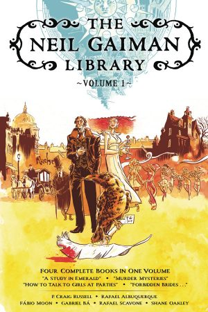Neil Gaiman Library Vol.01