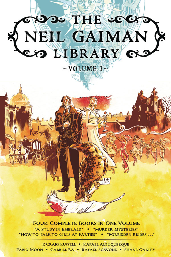 Neil Gaiman Library Vol.01