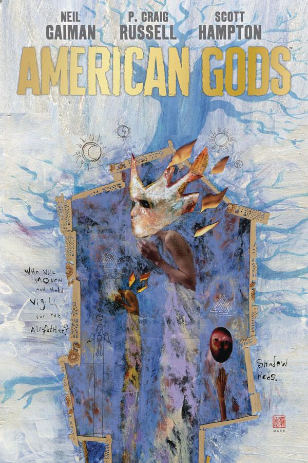 Neil Gaiman's American Gods Vol.03 Moment of the Storm