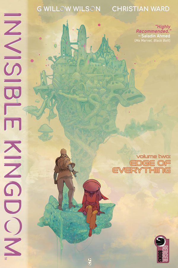Invisible Kingdom Vol.02: Edge of Everything