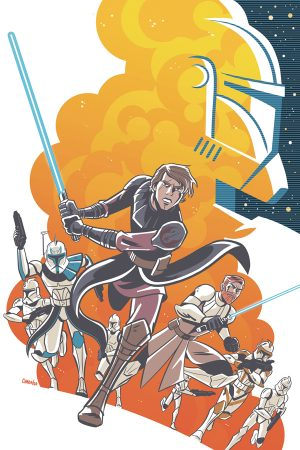 Star Wars Adventures: Clone Wars #1