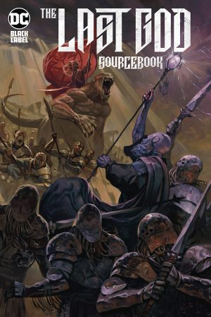 Last God: Sourcebook #1