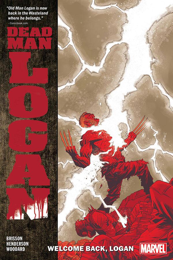 Dead Man Logan Vol.02: Welcome Back, Logan