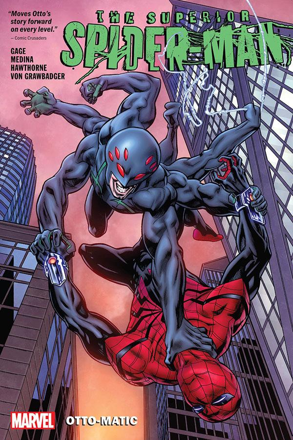 Superior Spider-Man Vol.02: Otto-Matic
