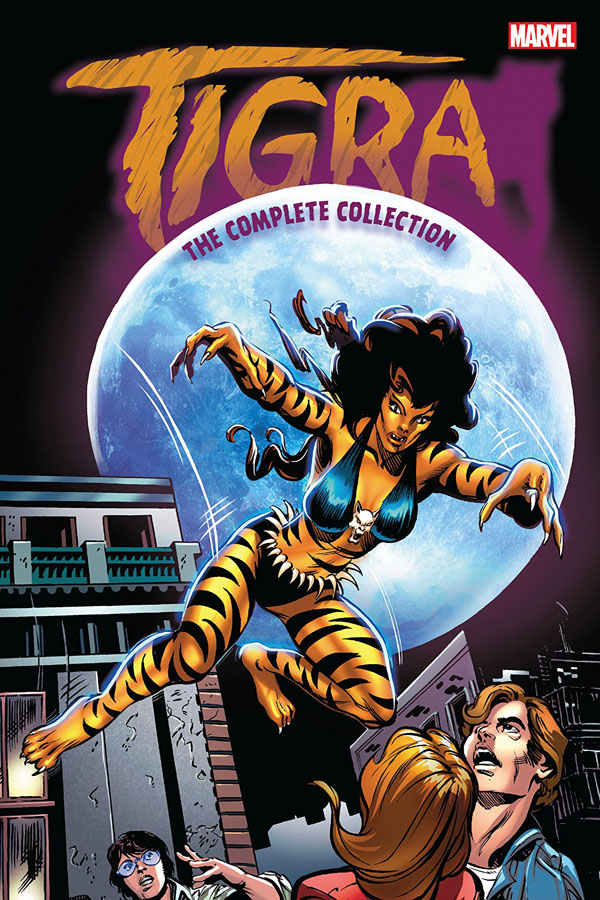 Tigra: Complete Collection