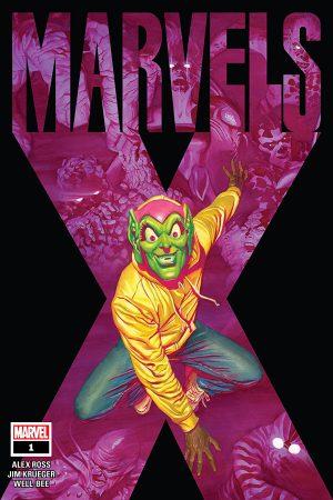 Marvels X (2020) #1