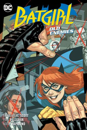 Batgirl Vol.06: Old Enemies