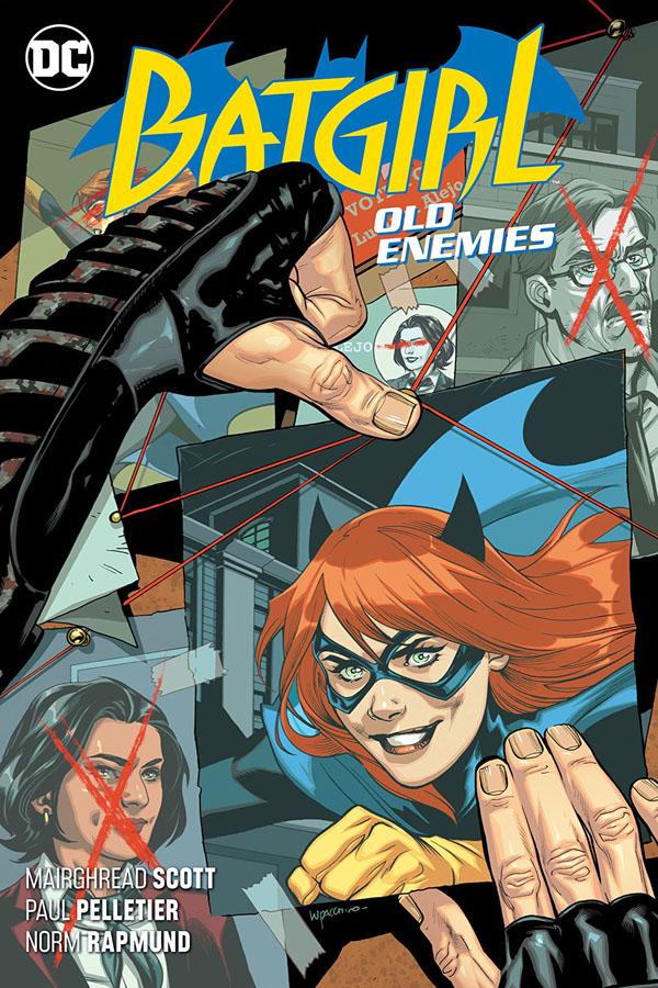 Batgirl Vol.06: Old Enemies