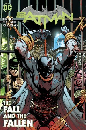 Batman Vol.11: The Fall and the Fallen