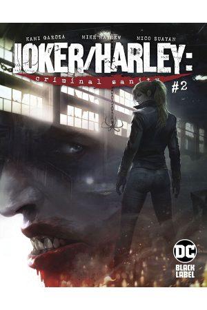 Joker / Harley: Criminal Sanity (2019-) #2