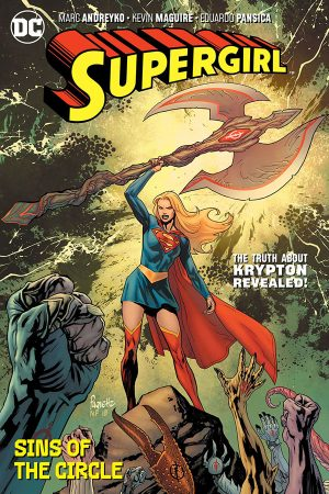 Supergirl Vol.02: Sins of the Circle