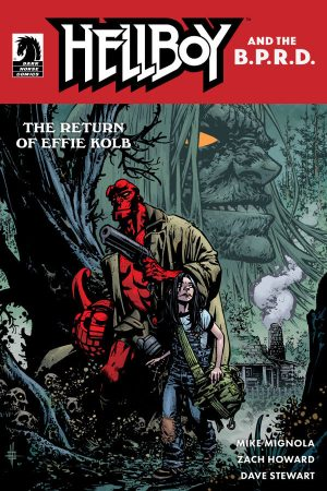 Hellboy and the B.P.R.D.: Return of Effie Kolb