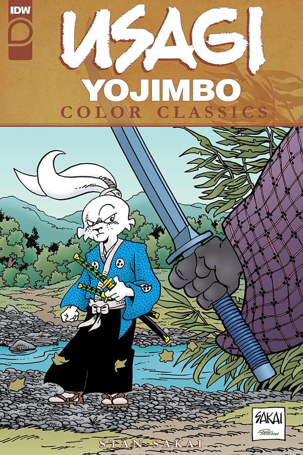 Usagi Yojimbo: Color Classics