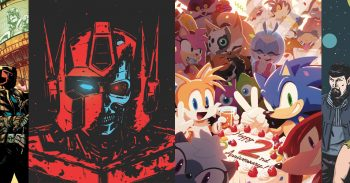 Solicitations: March 2020 – IDW Publishing