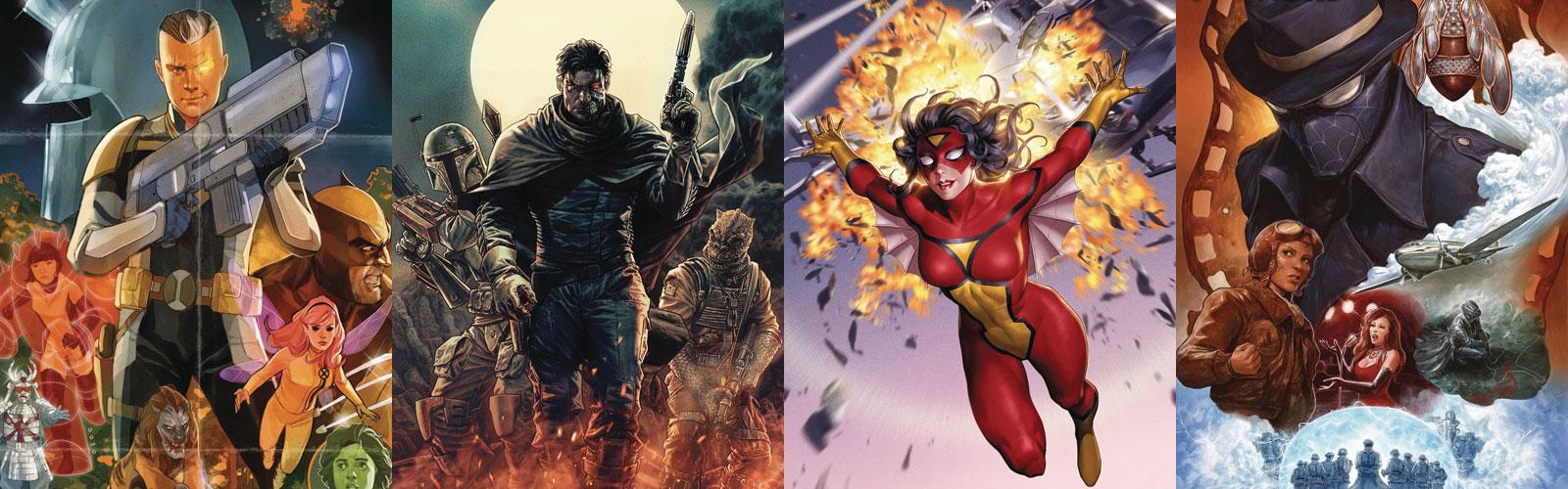 Solicitations: March 2020 – Marvel Comics
