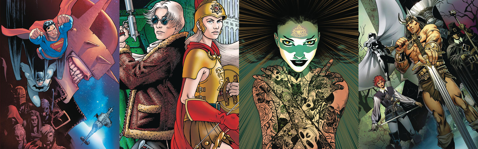 Solicitations: March 2020 – (Graphic) Novel Ideas