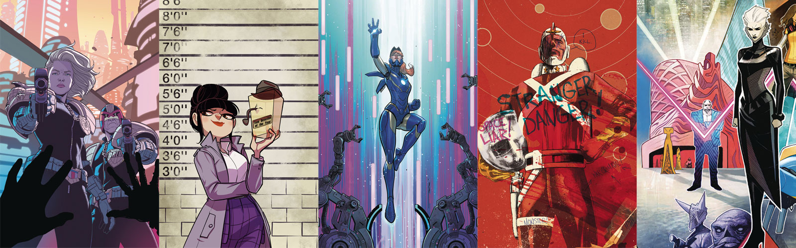 New Short-Term Comic Subscriptions for March 2020