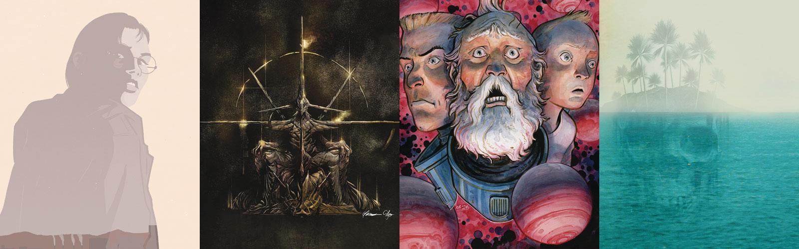 Solicitations: April 2020 – Dark Horse Comics