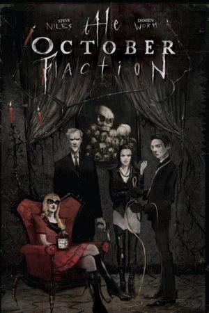 October Faction Vol.01