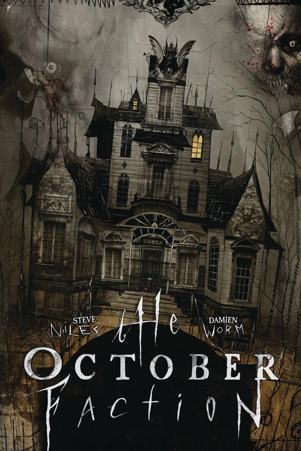 October Faction Book 01: Open Season