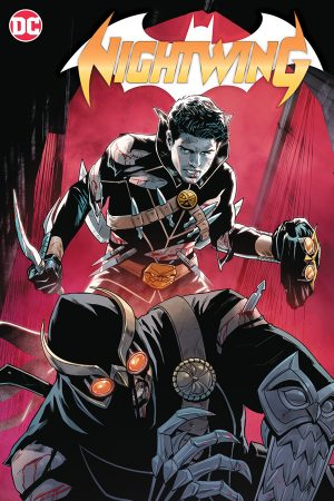 Nightwing Vol.01: The Gray Son Legacy