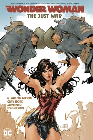 Wonder Woman Vol.01: The Just War