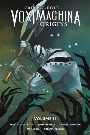 Critical Role: Vox Machina - Origins Vol.02
