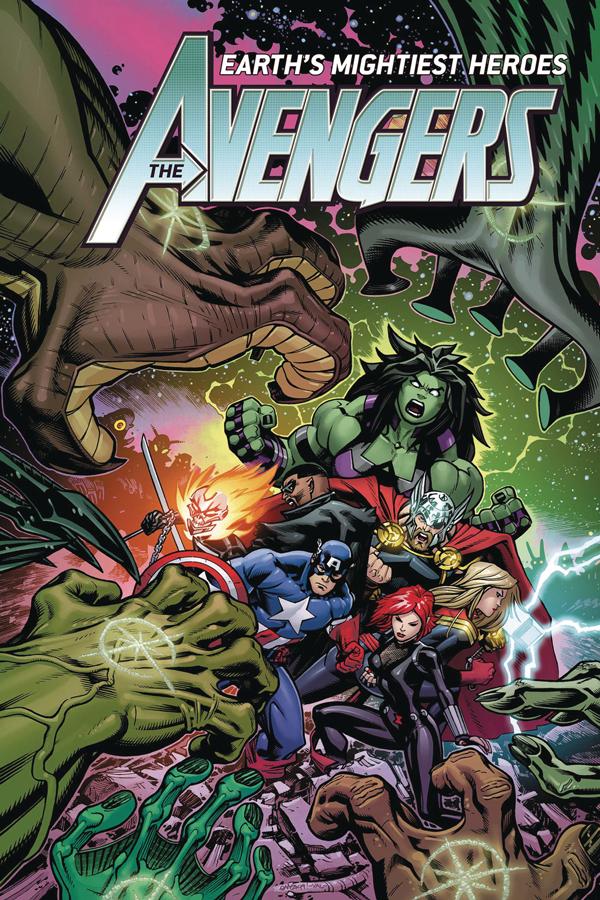 Avengers by Jason Aaron Vol.06: Starbrand Reborn