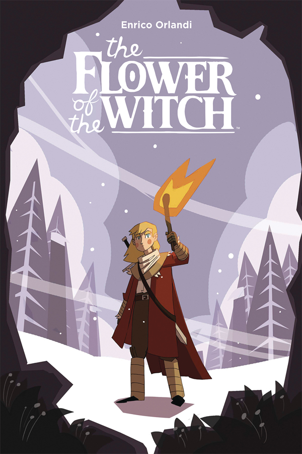 Flower of the Witch