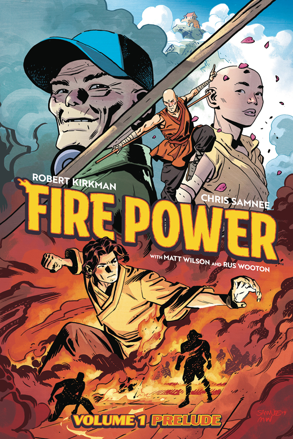 Fire Power Vol.01: Prelude
