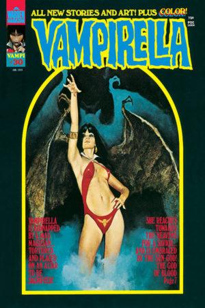 Vampirella #30 (Replica Edition)