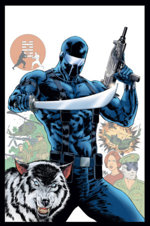G.I. Joe: A Real American Hero - Snake Eyes: Origin