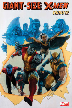 Giant Size X-Men: Tribute #1