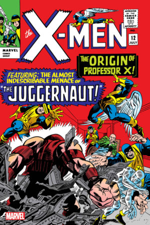 X-Men #12 (Facsimile Edition)